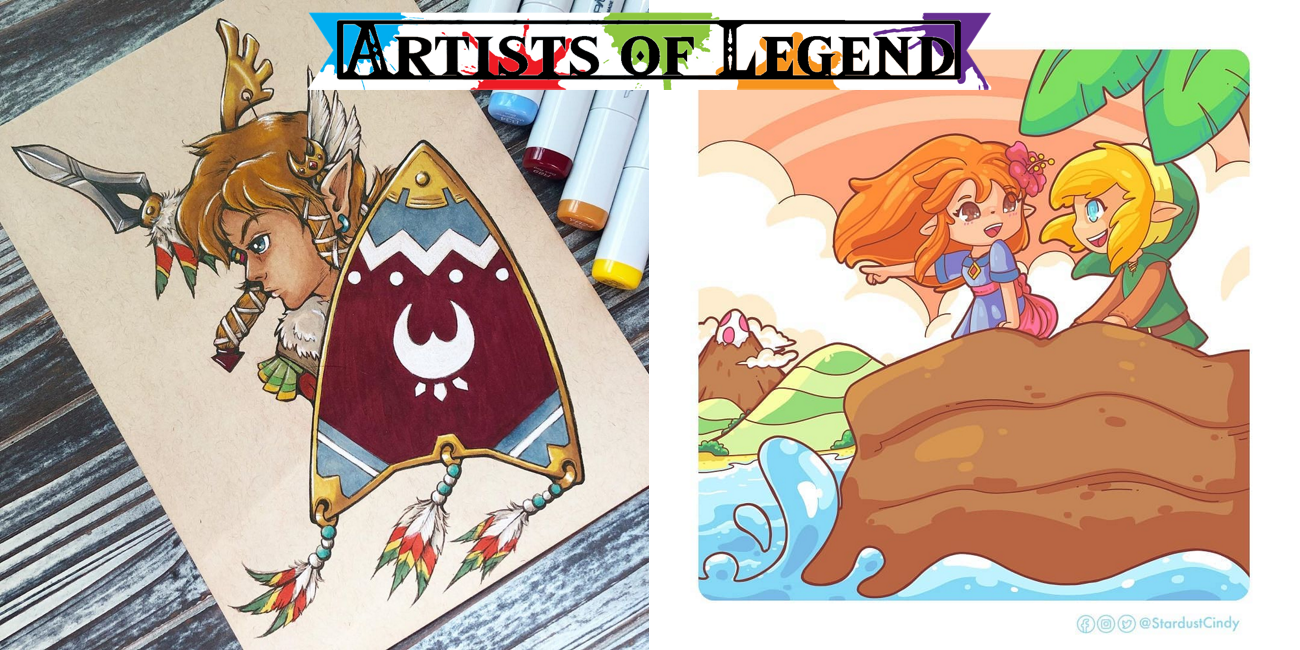 Artists of Legend: What If?