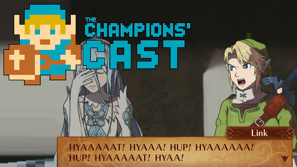 Building the Ultimate Fire Emblem Style Zelda Game in The Champions' Cast - Episode 71