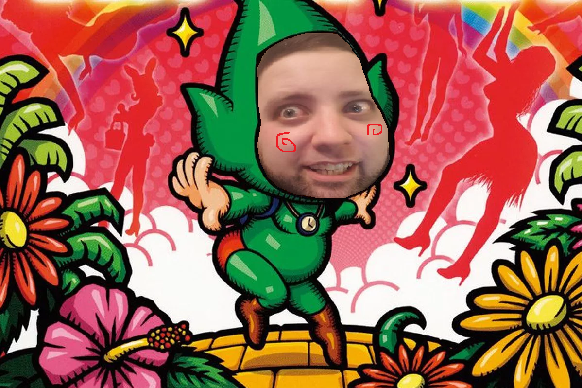 The Odyssey Continues: Spiraling Into the Outrageous World of Tingle's Balloon Trip of Love.