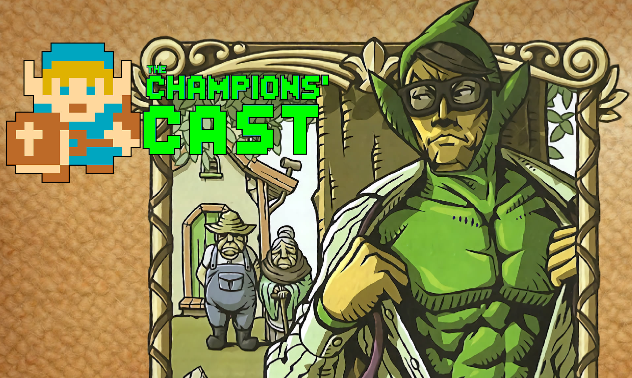 Let's Get Weird: Everything You Wanted To Know About the Zelda Spinoff Tingle's Balloon Trip of Love in The Champions' Cast - Episode 74!