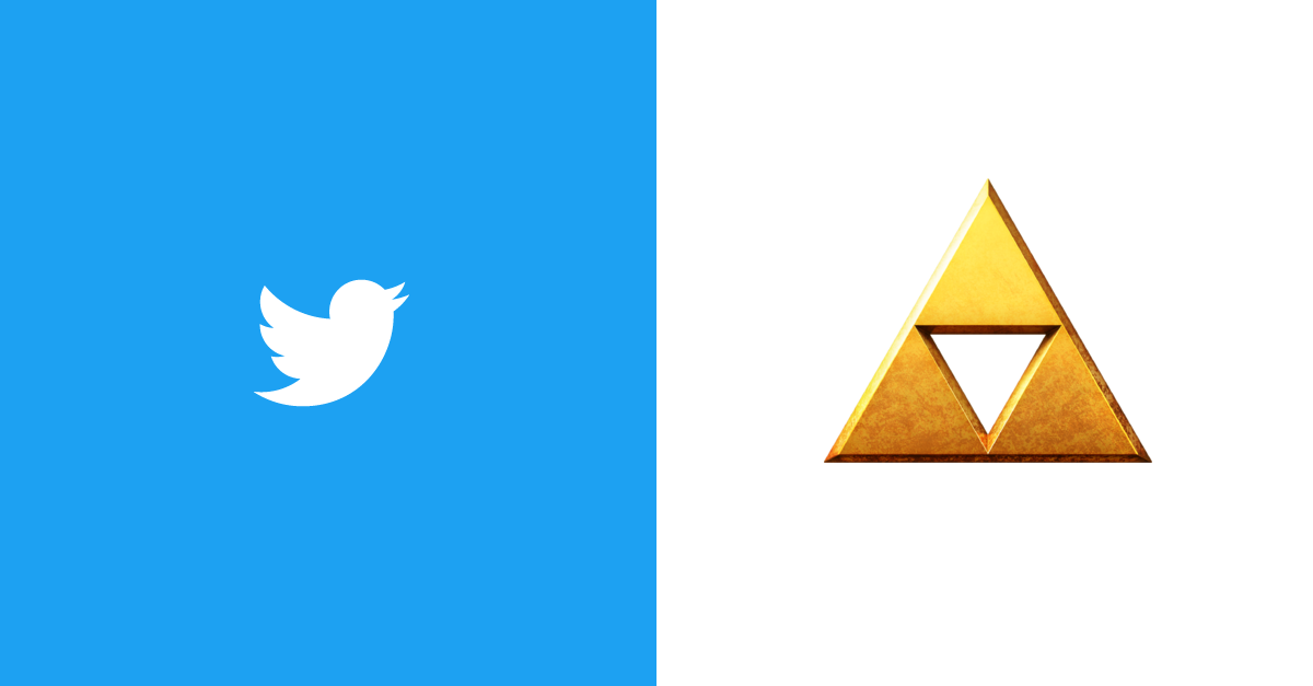Nintendo Adds Triforce Emoji for Zelda Twitter Hashtags