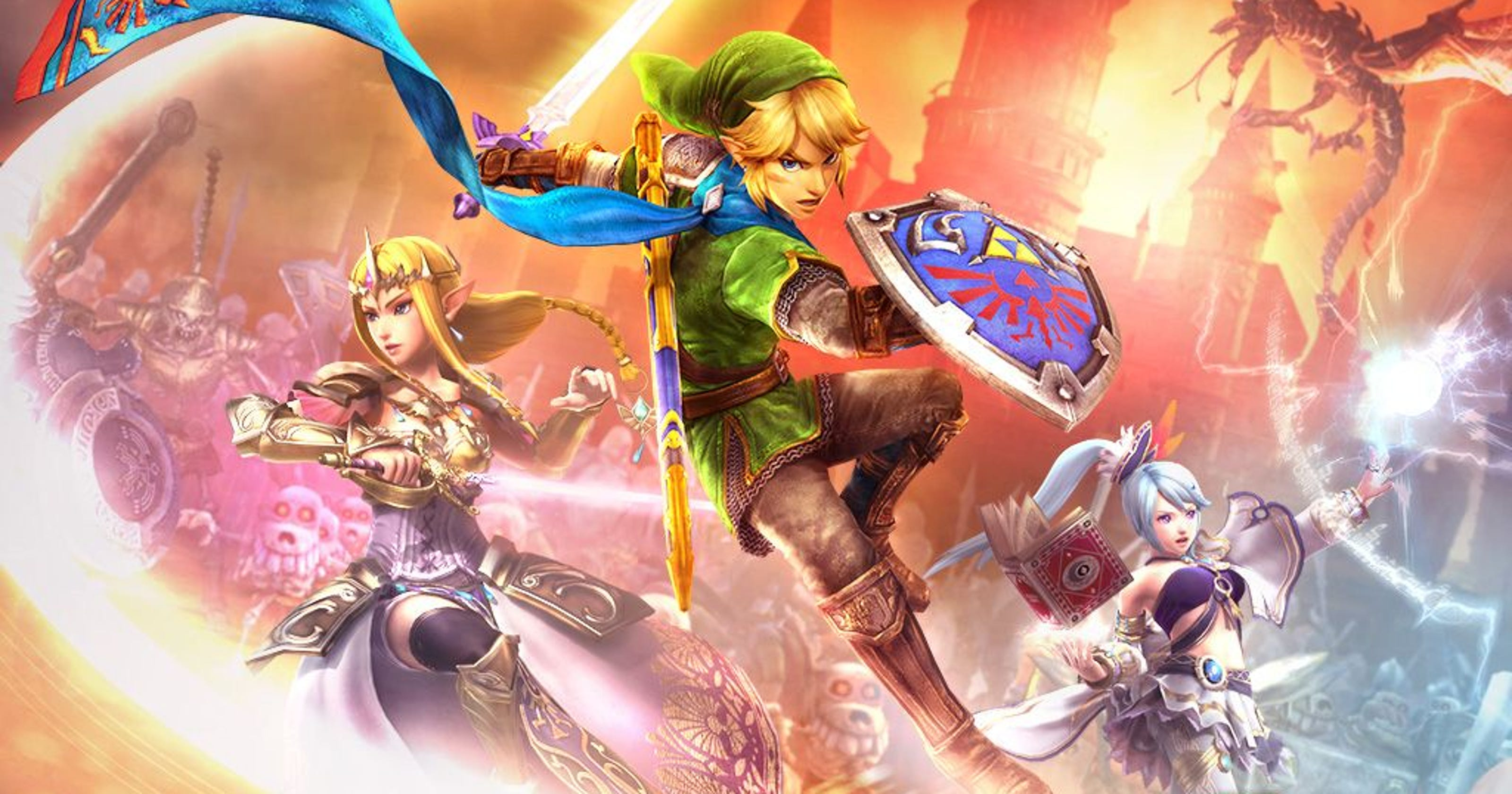 Daily Debate Would You Like To See A Hyrule Warriors Sequel Zelda Dungeon