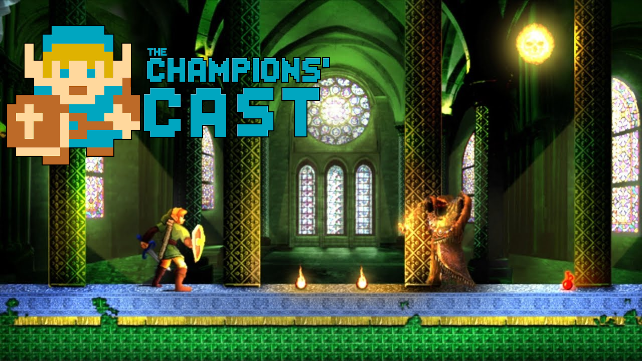 Power Ranking Which Zelda Games We Want To See Remade The Most in The Champions' Cast - Episode 78
