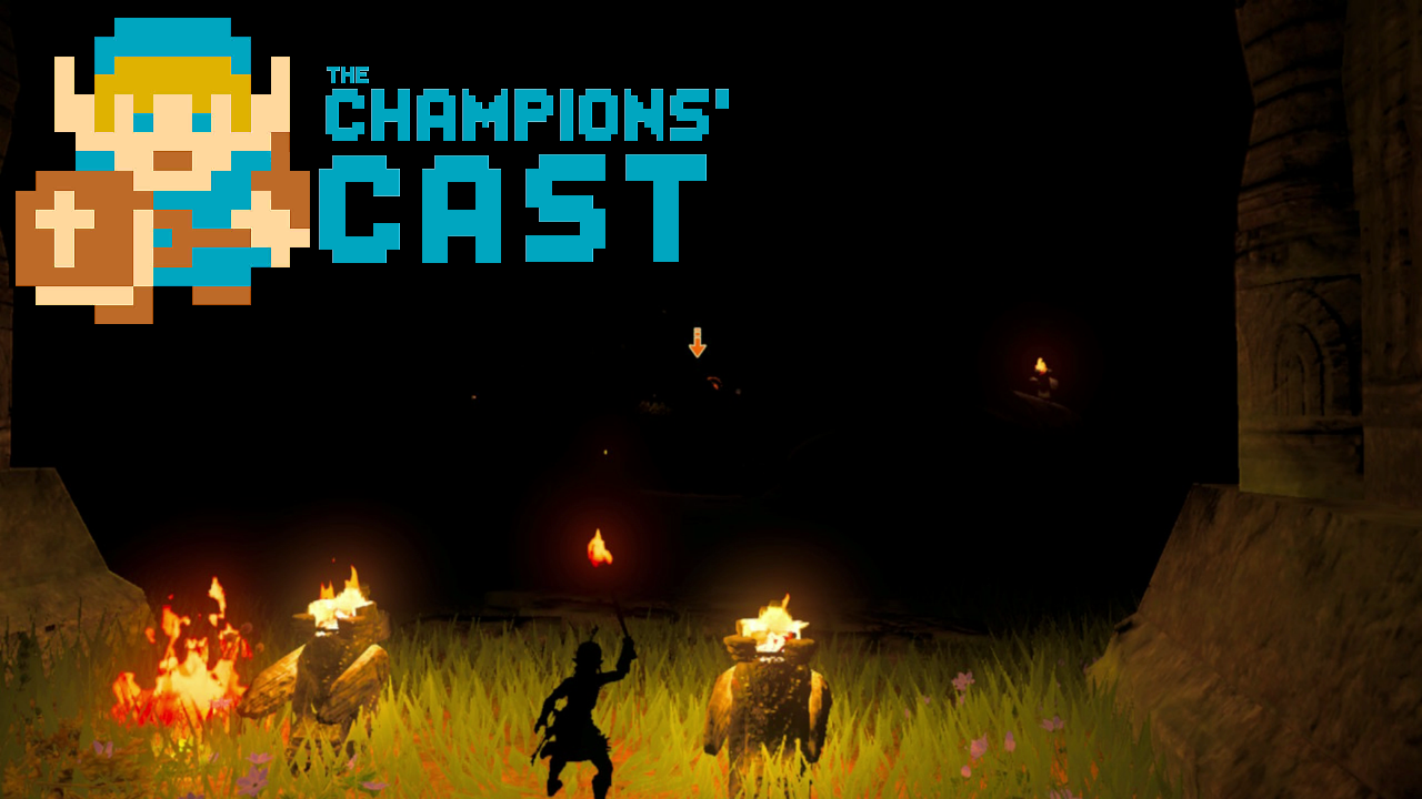 Discussing Halloween Games and the Scariest Places in The Legend of Zelda Series in The Champions' Cast - Episode 79!