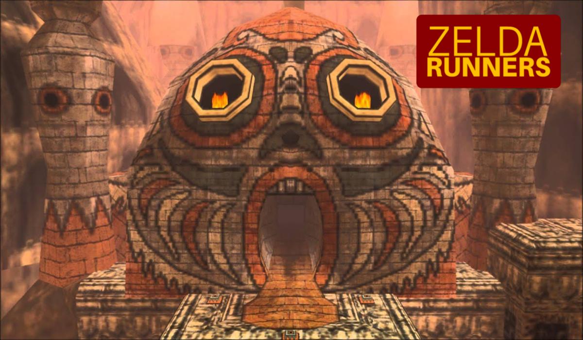 Zelda Runners - Time Warp