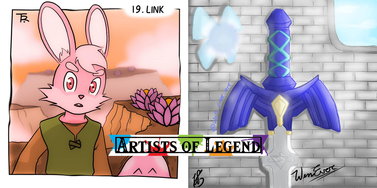 Artists Of Legend: Time To Eat