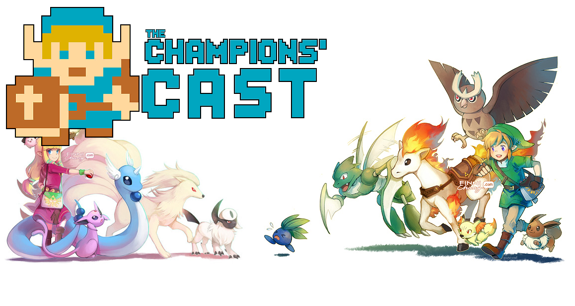 It's Pokemon x Zelda! Which Pokemon Type Would These Zelda Characters Have in The Champions' Cast - Episode 82!