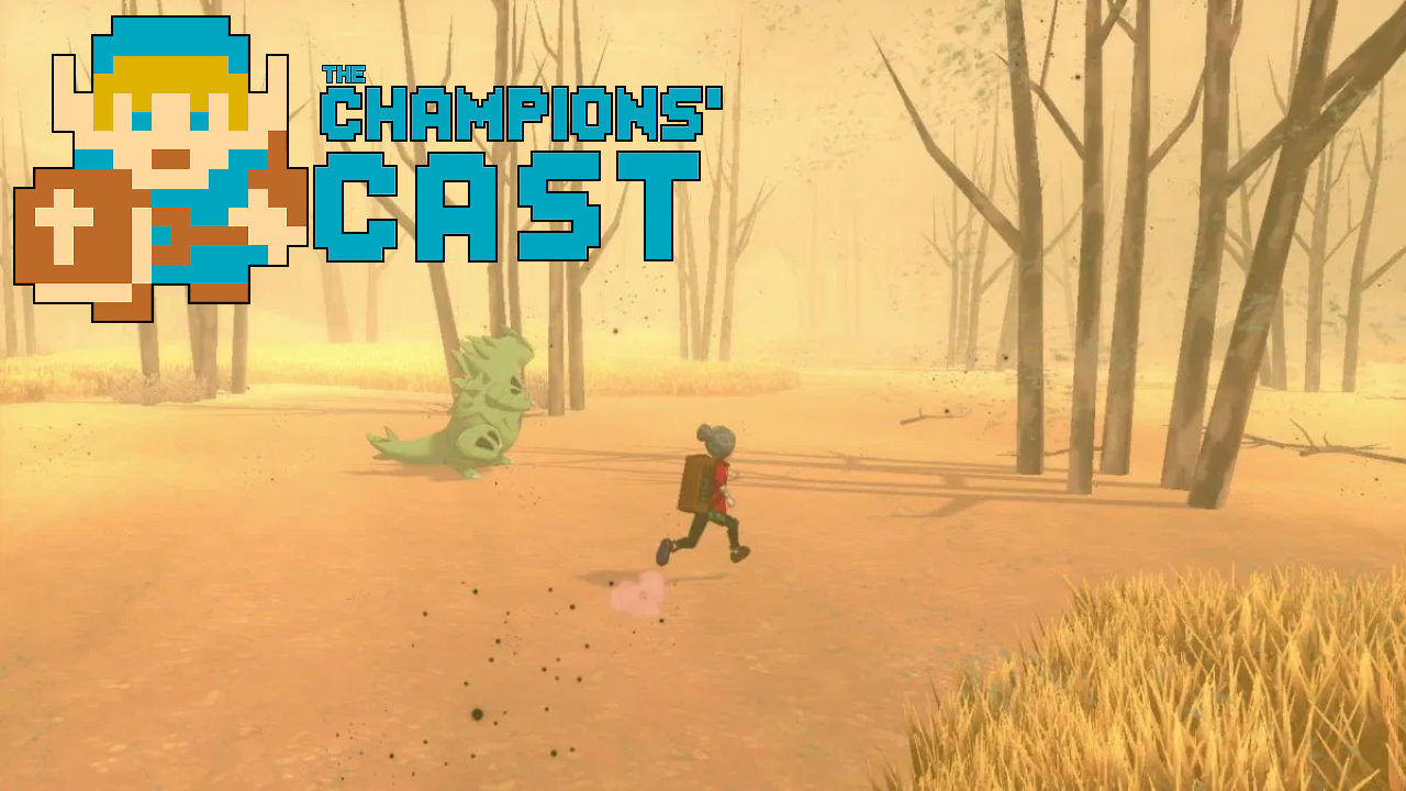 How Pokémon Sword & Shield Reminds Us of Breath of the Wild in The Champions' Cast - Episode 83!