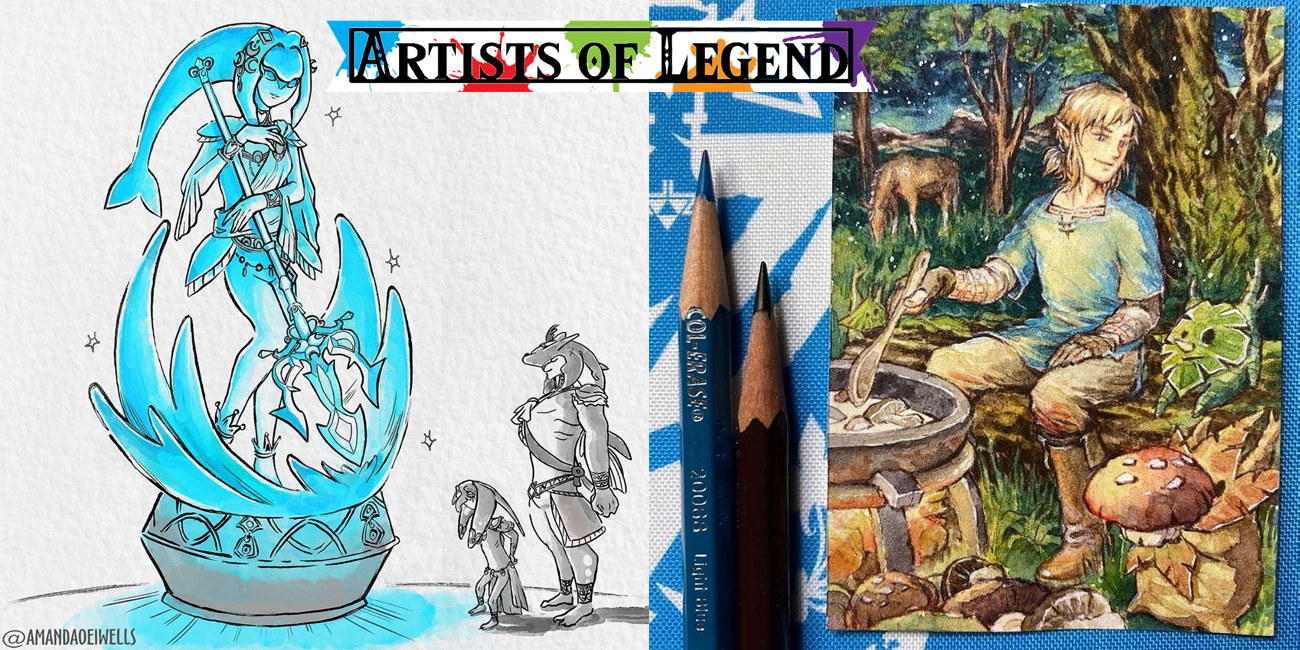 Artists of Legend: Honors and Awards