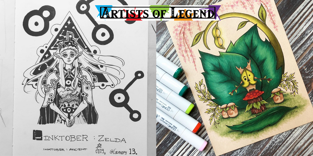 Artists Of Legend: A Song Of Storms