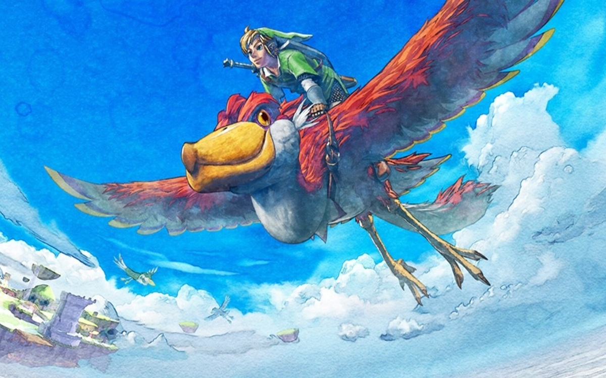Daily Debate: What Happened To The Loftwings After Skyward Sword? - Zelda  Dungeon