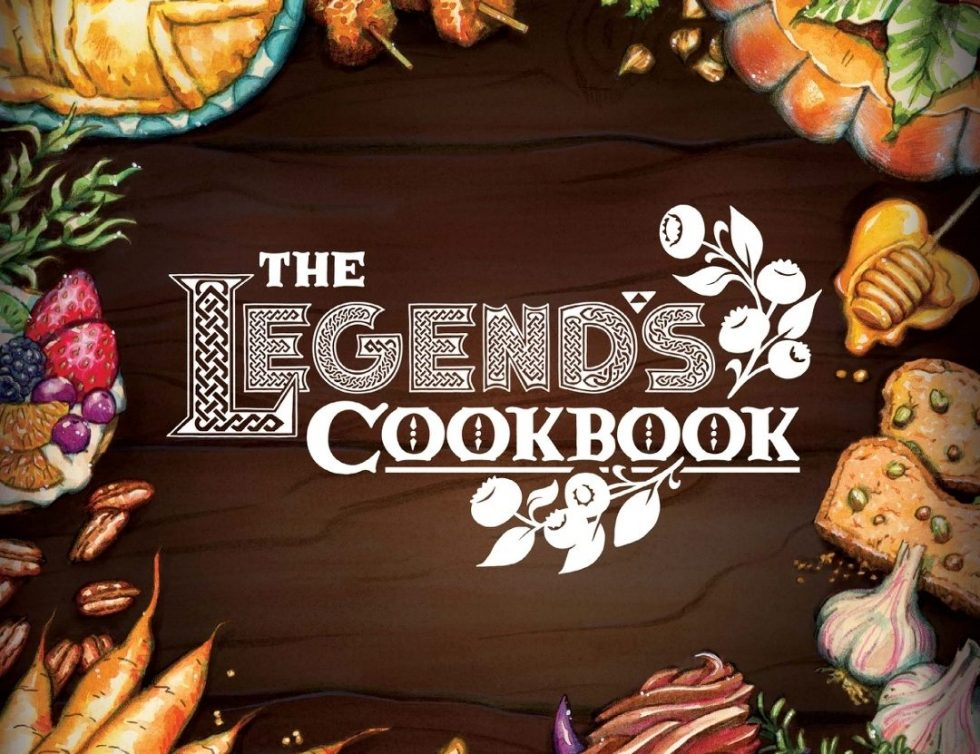 The Legend's Cookbook is Getting a Reprint, Sequel Announced