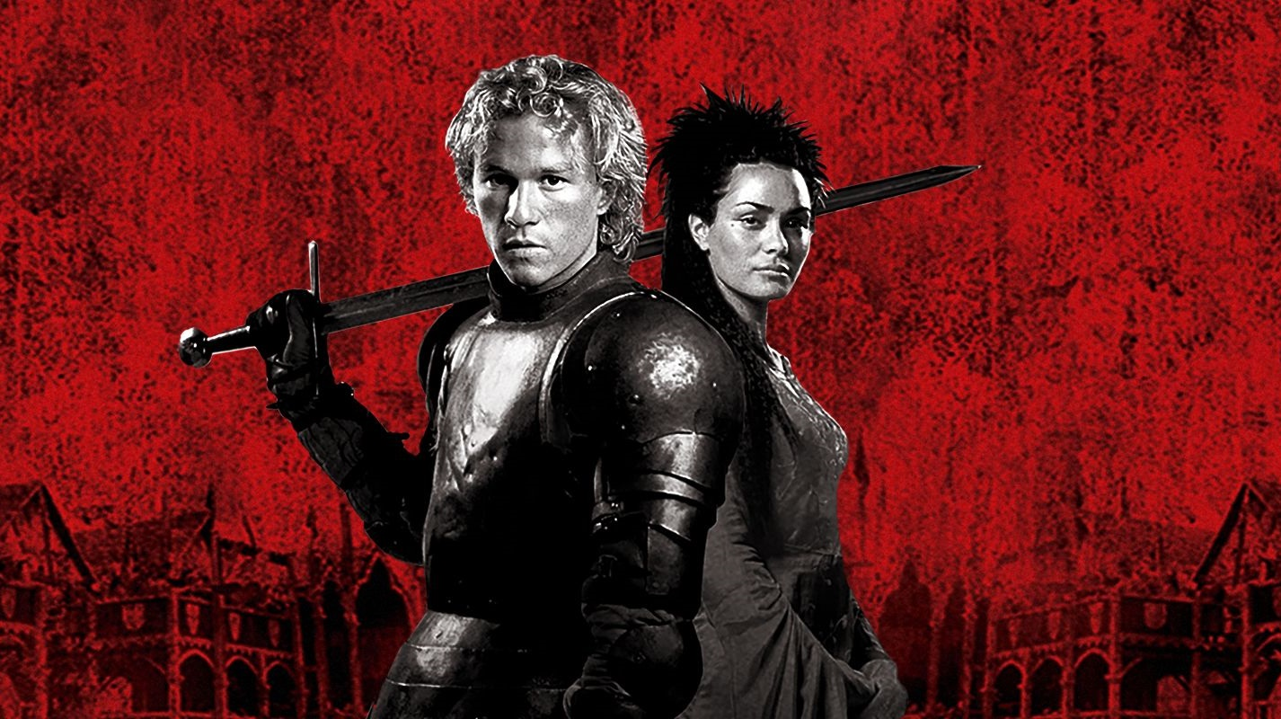 Legendary Pictures: The Power of Character in A Knight's Tale
