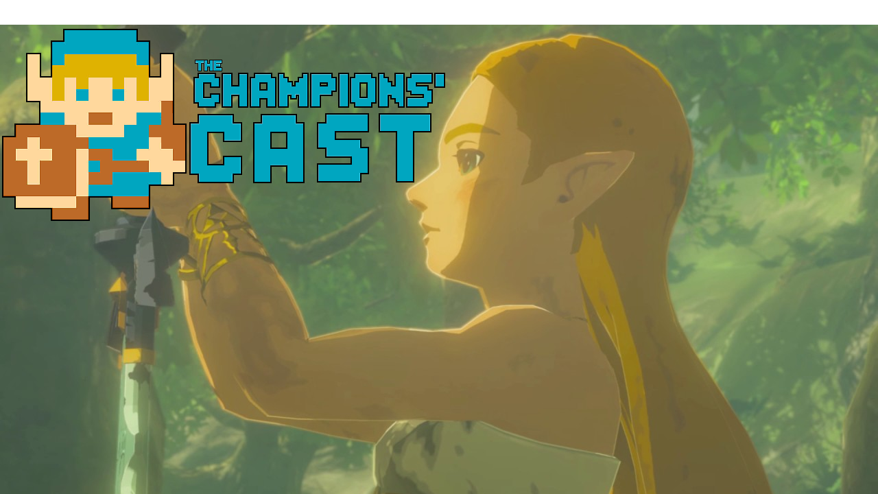 Will Breath of the Wild 2 Feature Post-Game Content and More Questions Answered in The Champions' Cast - Episode 91!
