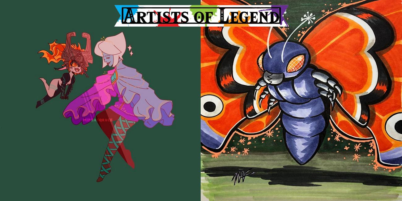 Artists of Legend: Joyful Beginnings