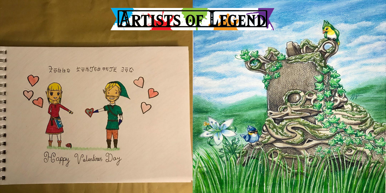 Artists of Legend: Valentine's, Singles, and Tingle