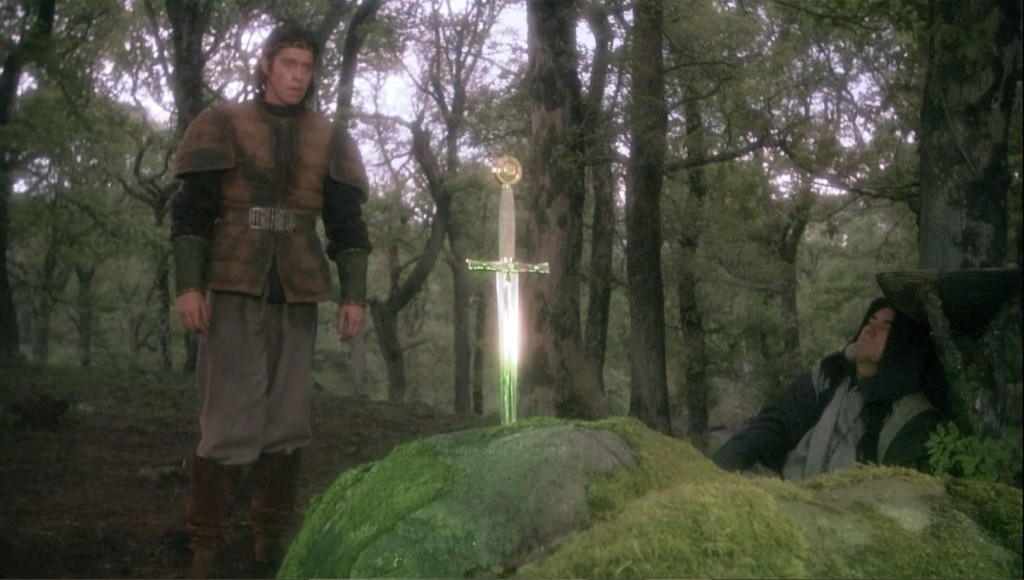Legendary Pictures: A Look At Zelda's Arthurian Roots in Excalibur