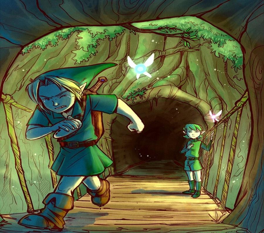 Daily Debate Is Ocarina Of Time The Saddest Zelda Game Zelda Dungeon