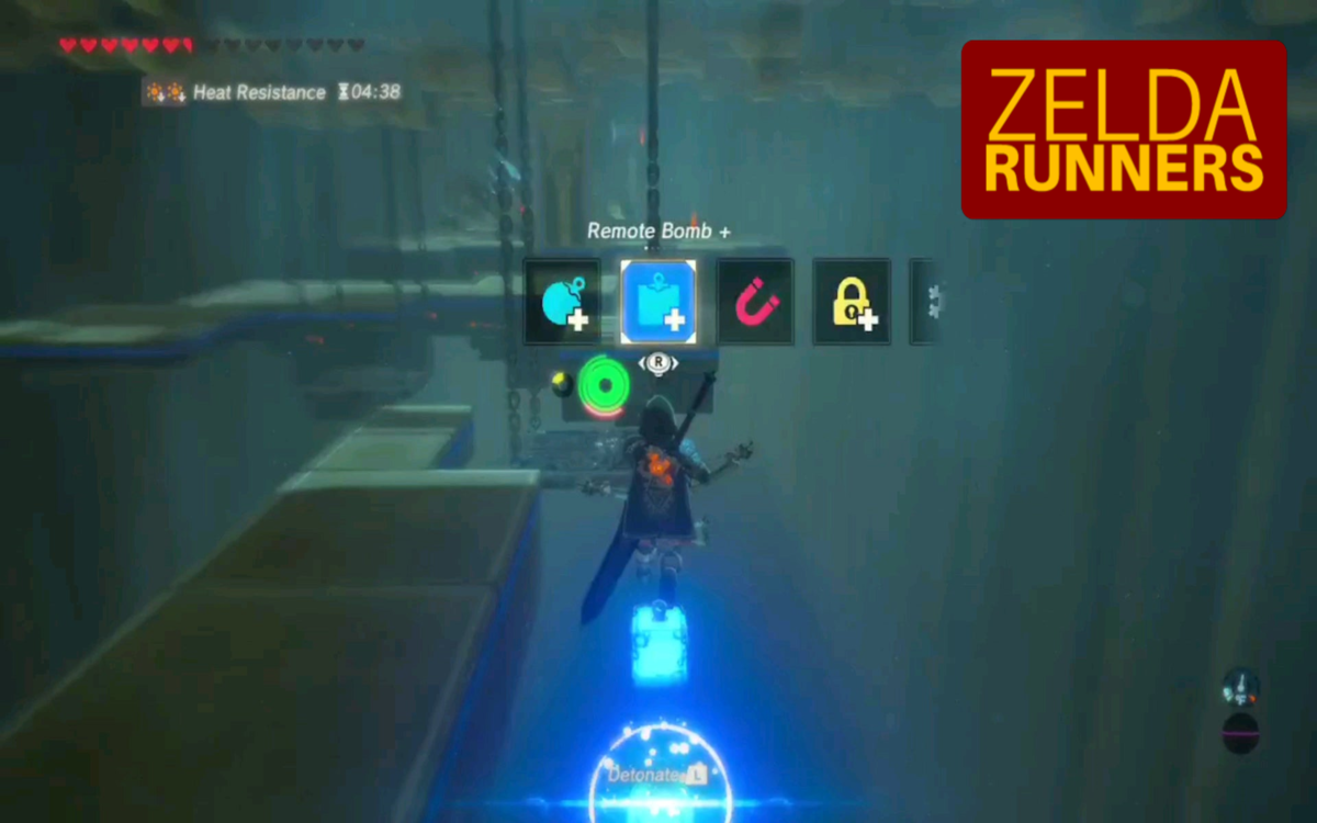 Zelda Runners - High Impact