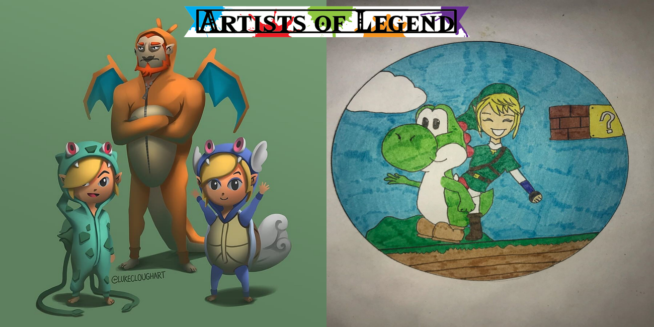 Artists Of Legend: Crossovers And Classic Moments