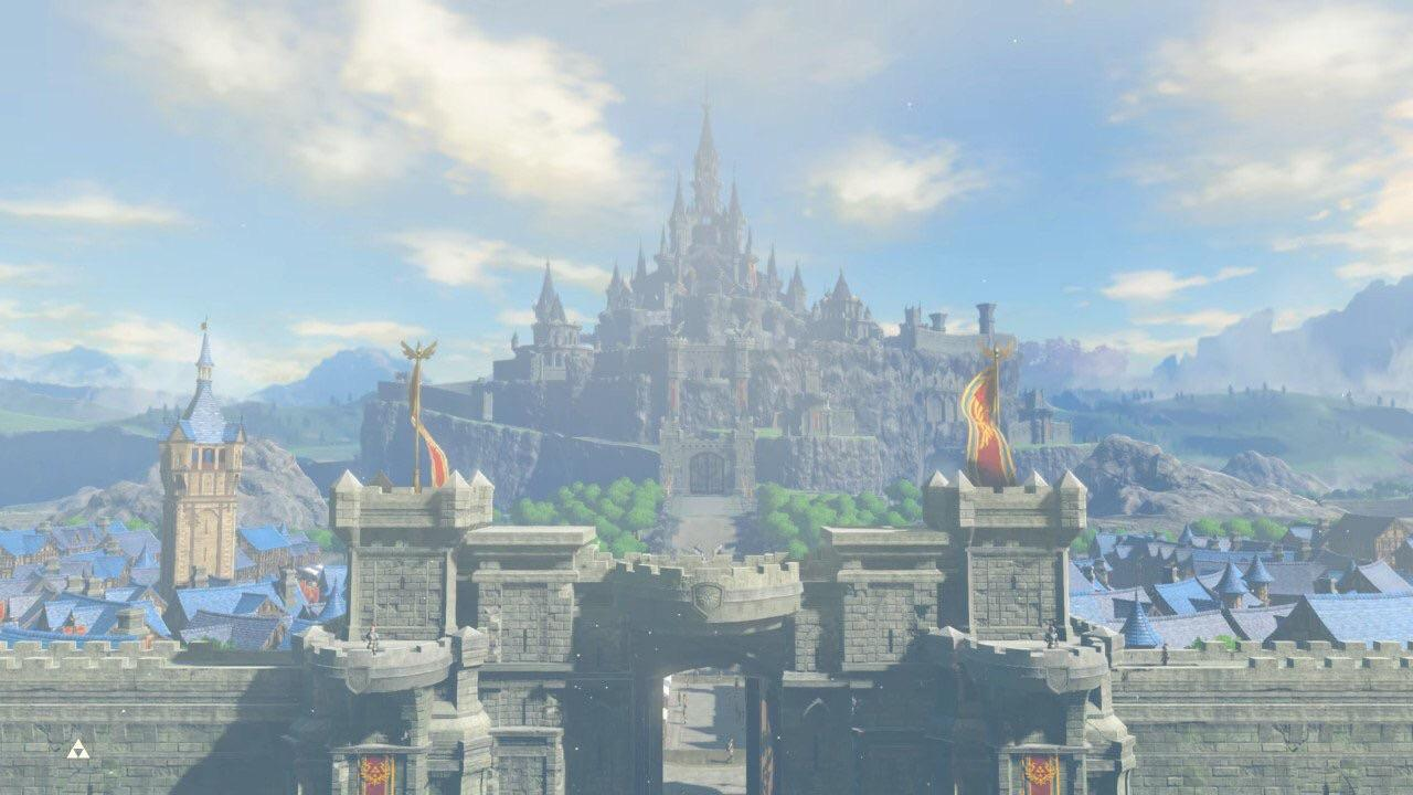Daily Debate Does Hyrule Kingdom Need To Be Rebuilt In Breath Of The Wild 2 Zelda Dungeon