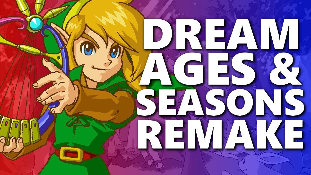 Hyrule Compendium: Our Dream Oracle of Ages & Seasons Remake