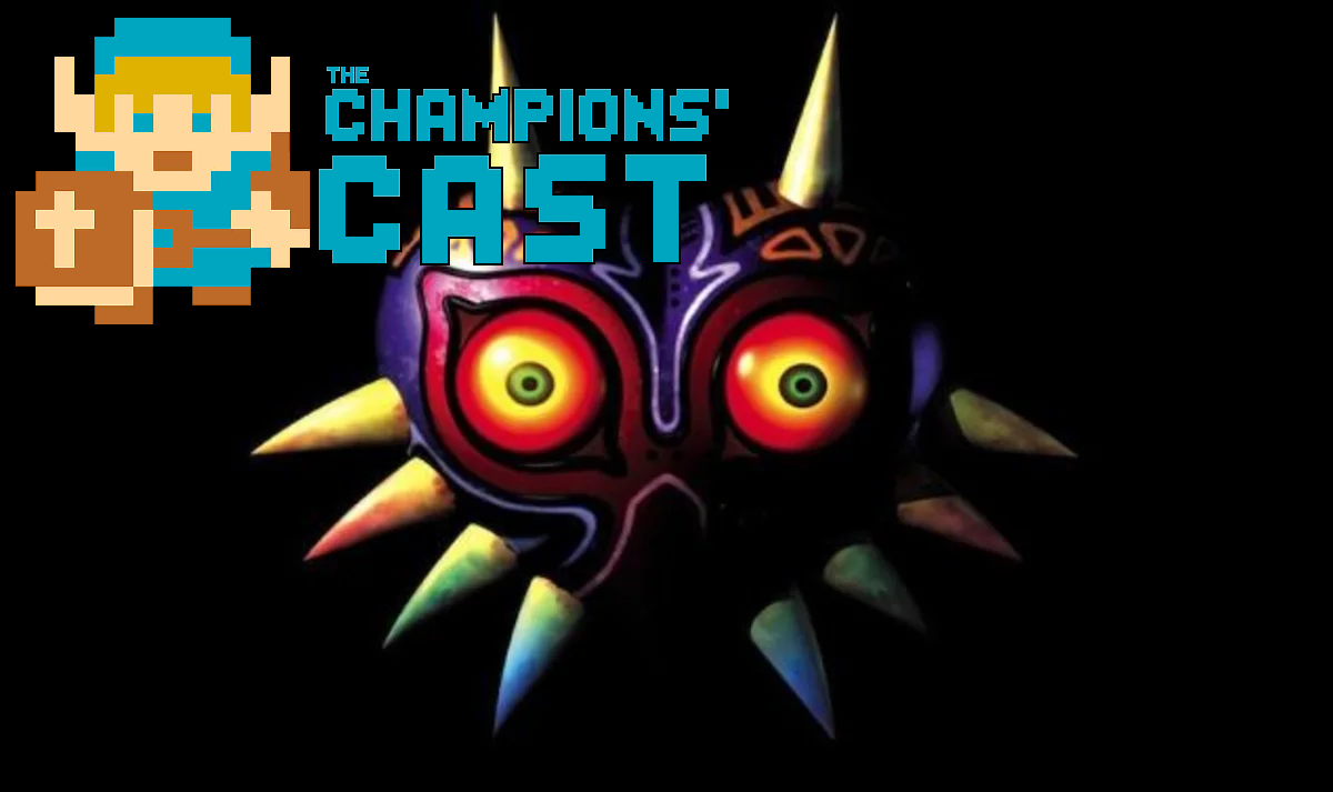 Honoring 20 Years of Majora's Mask in The Champions' Cast - Episode 103!