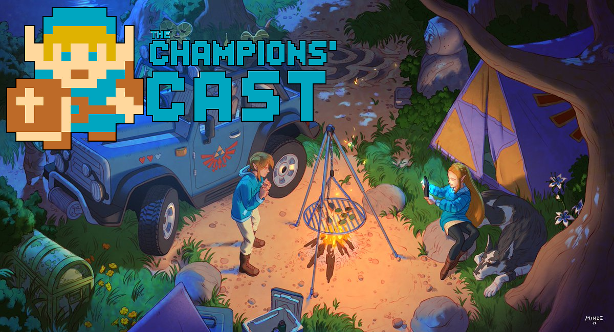 Ask Us Anything About Zelda in The Champions' Cast - Episode 111!