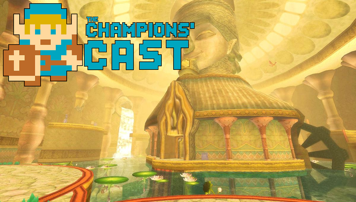 Going Over Zelda Dungeon's Top 50 Dungeons List in The Champions' Cast - Episode 115!