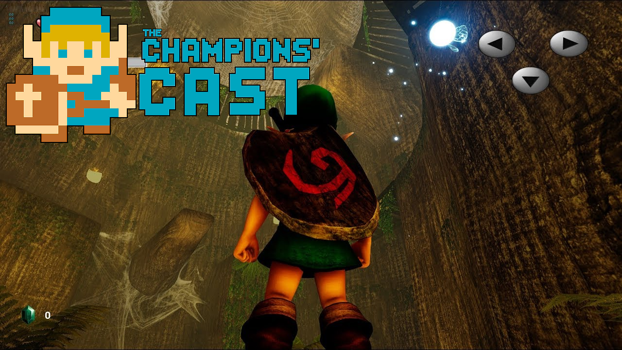 Discussing the Best (and Worst!) Intro Dungeons in the Series in The Champions' Cast - Episode 116!