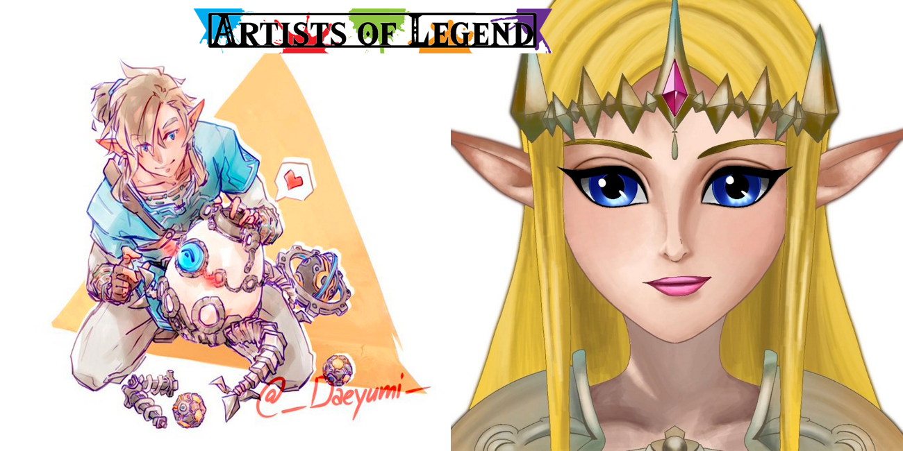 Artists Of Legend: Hyrule Warriors And Wacky Homes