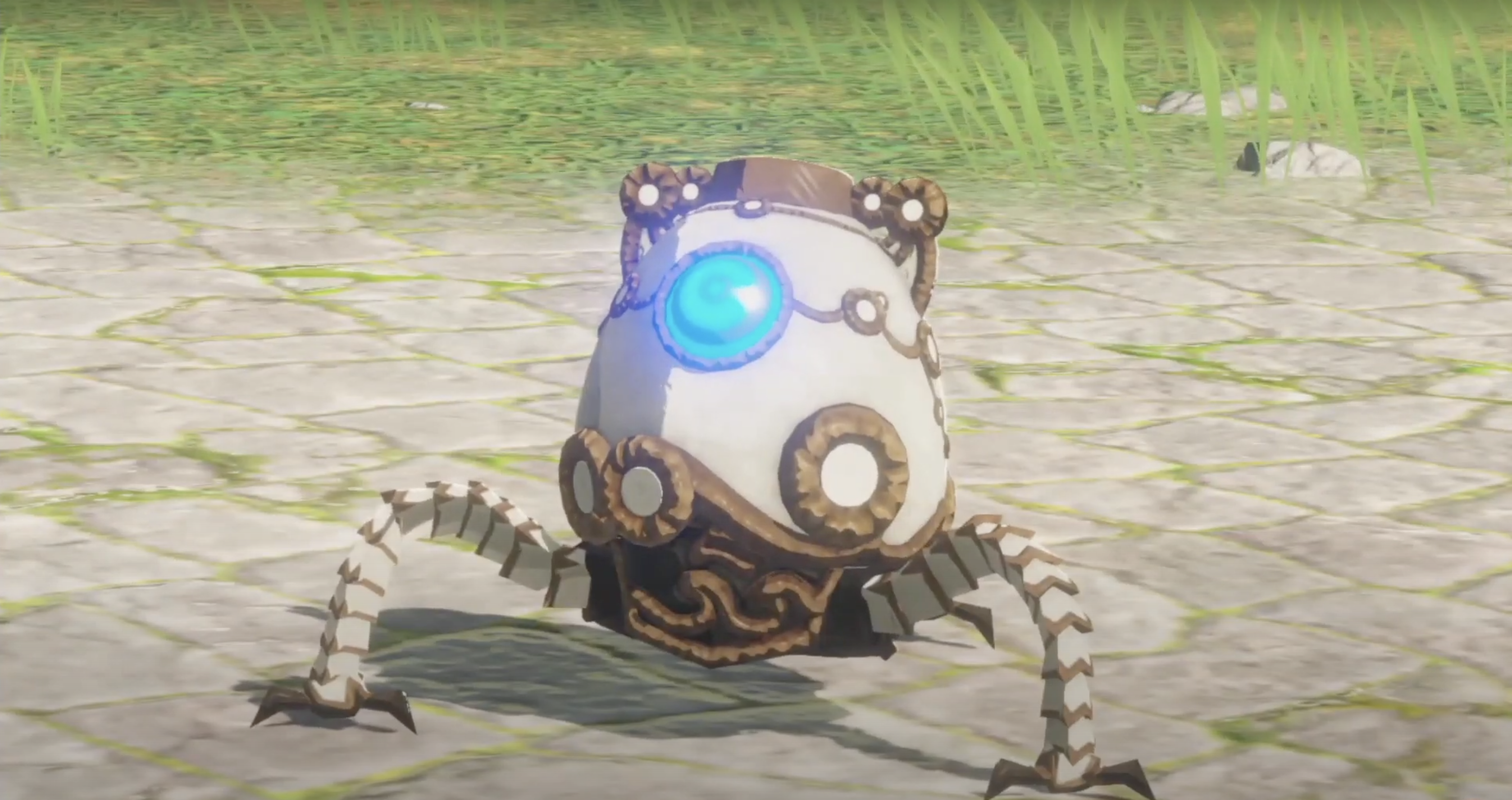 "Daily Debate: Which Is Cuter, Age of Calamity's ""Egg Guardian"" or Baby  Sidon? - Zelda Dungeon"