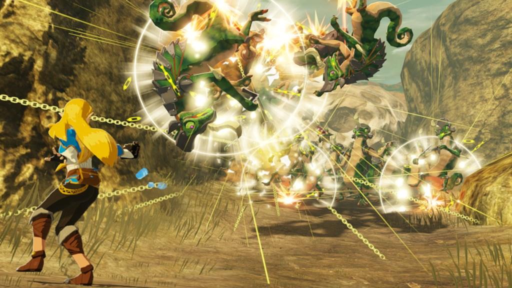 Hyrule Warriors Age Of Calamity Local Co Op Confirmed Zelda Dungeon