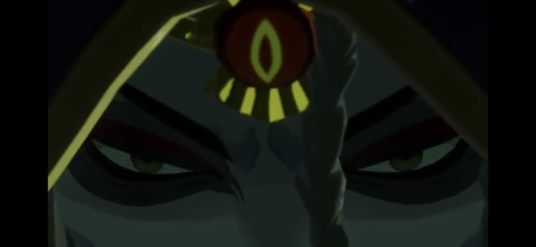 Daily Debate Was The Mysterious Figure Vaati Or Yuga In The New Age Of Calamity Trailer Zelda Dungeon
