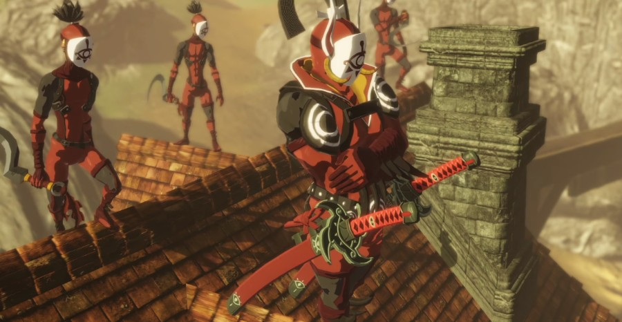 Daily Debate: What Are Your Hopes for the Yiga Clan in Hyrule Warriors: Age  of Calamity? - Zelda Dungeon