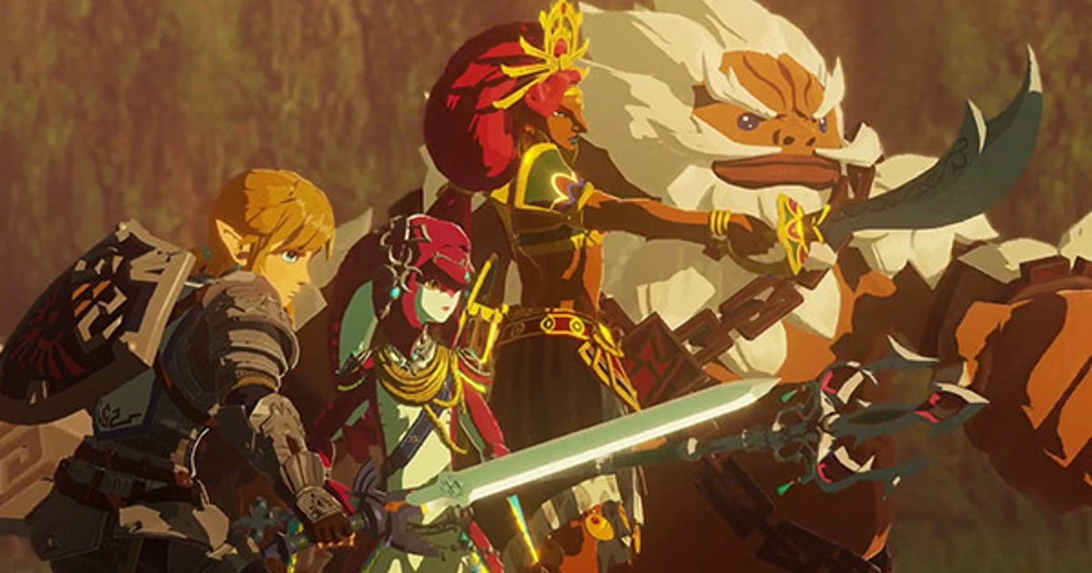 Daily Debate What Do You Hope To See From Hyrule Warriors Age Of Calamity S Final Mission Zelda Dungeon