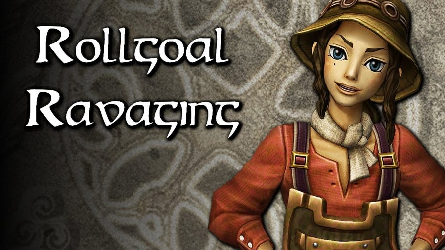 Zelda Warfare - Rollgoal Ravaging