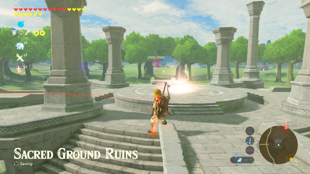 Explore Pre Calamity Hyrule With This New Breath Of The Wild Mod Zelda Dungeon