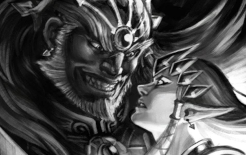 You Are Cordially Invited to the Royal Wedding of Princess Zelda and Ganondorf -- An Interview With the Mind Behind Webcomic