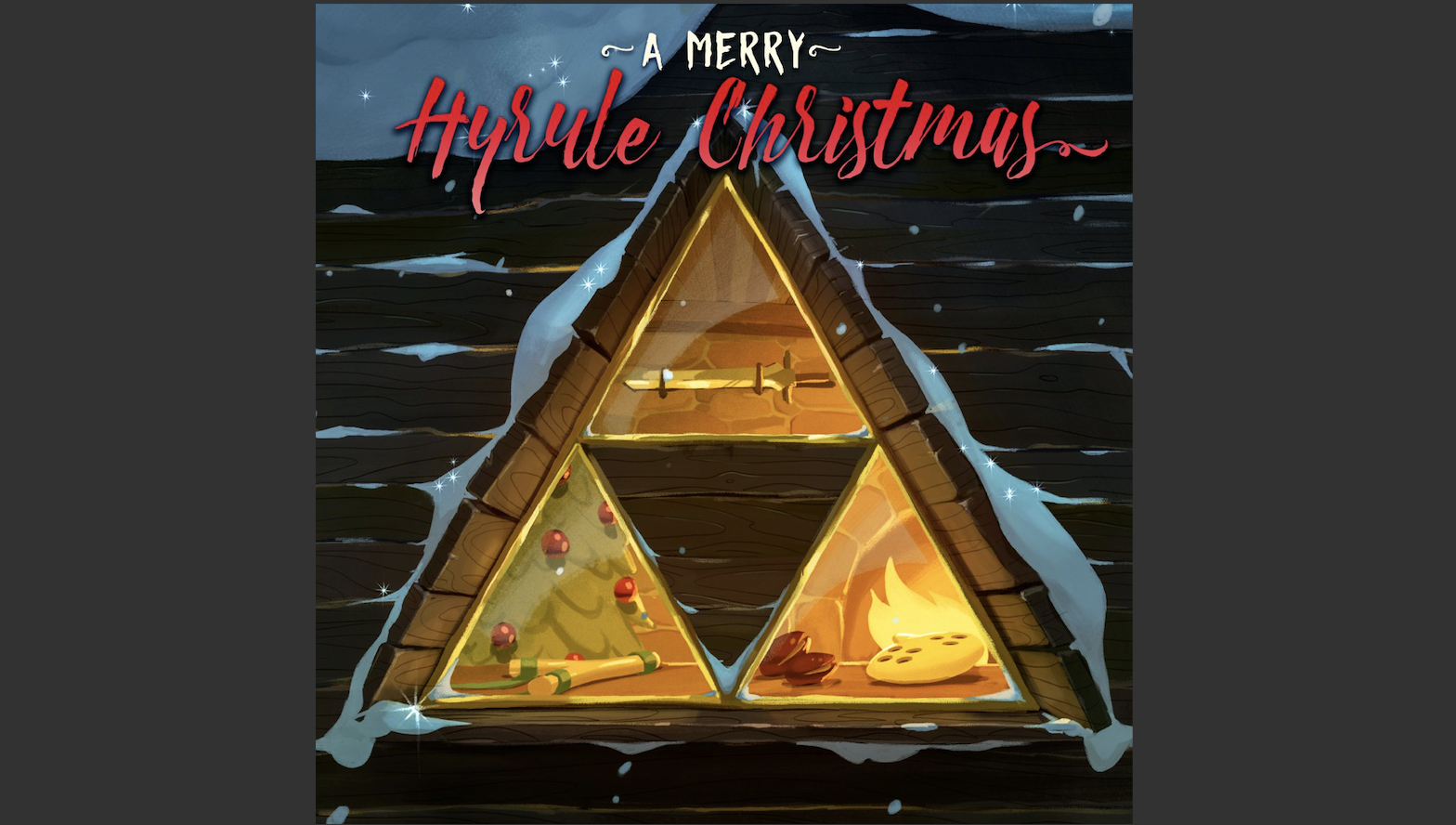 Listen To This Zelda Christmas Album To Channel Your Holiday Spirit