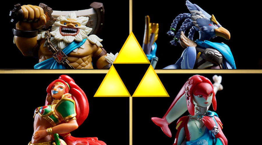 Hyrule Warriors Age Of Calamity Amiibo Functionality Details Revealed Zelda Dungeon