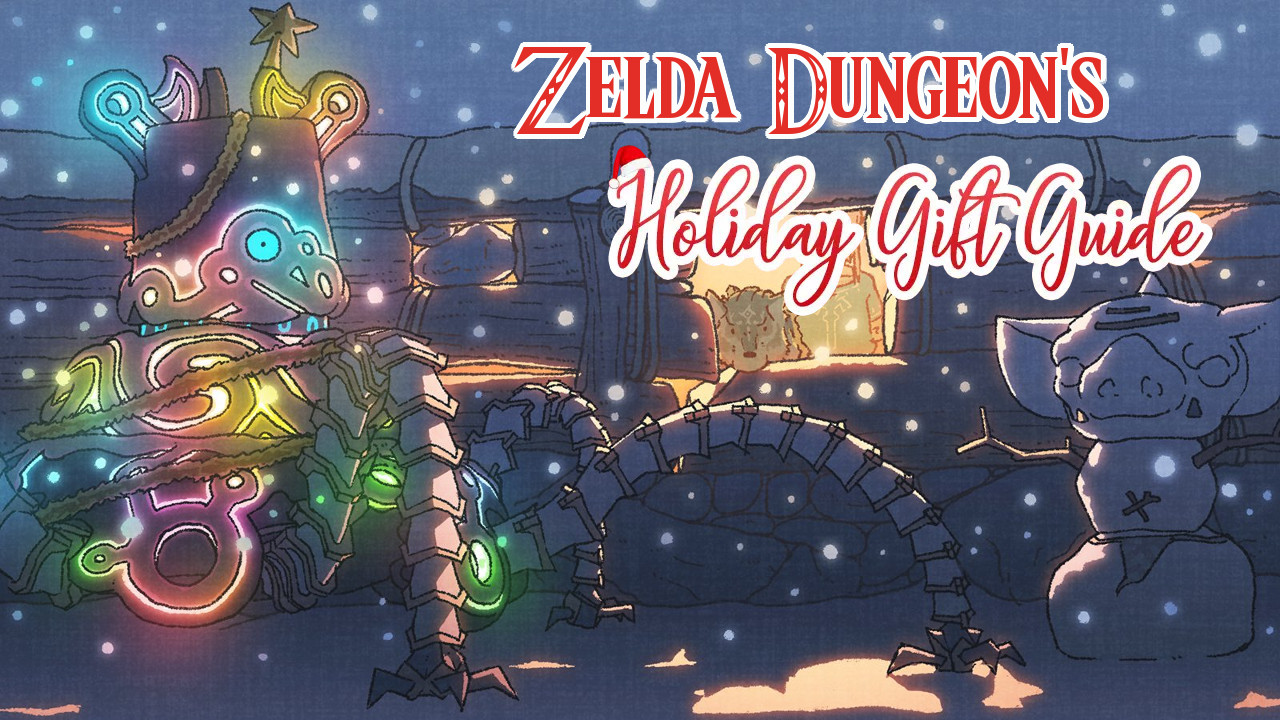 Zelda Dungeon's 2020 Holiday Gift Guide!