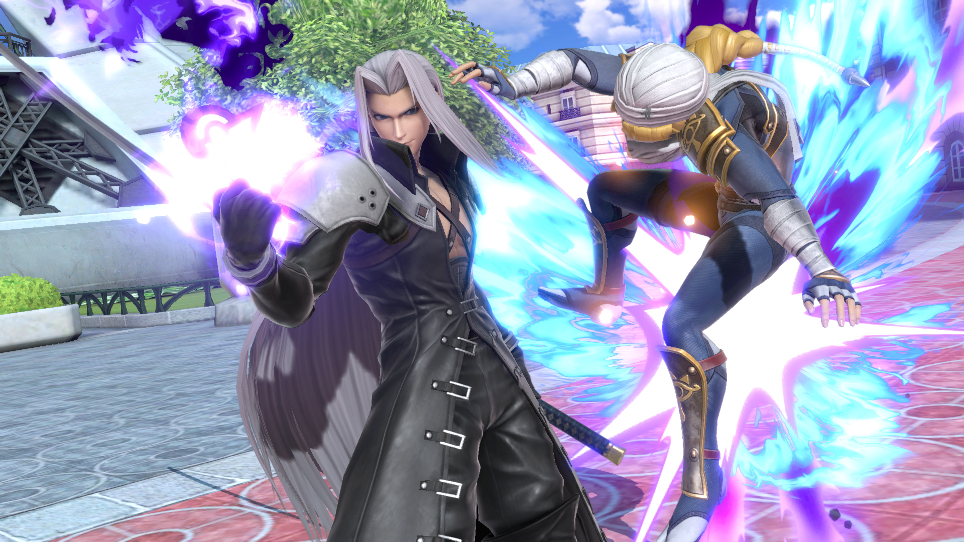 Caption Contest 282: Give Us Your Sephiroth Puns!