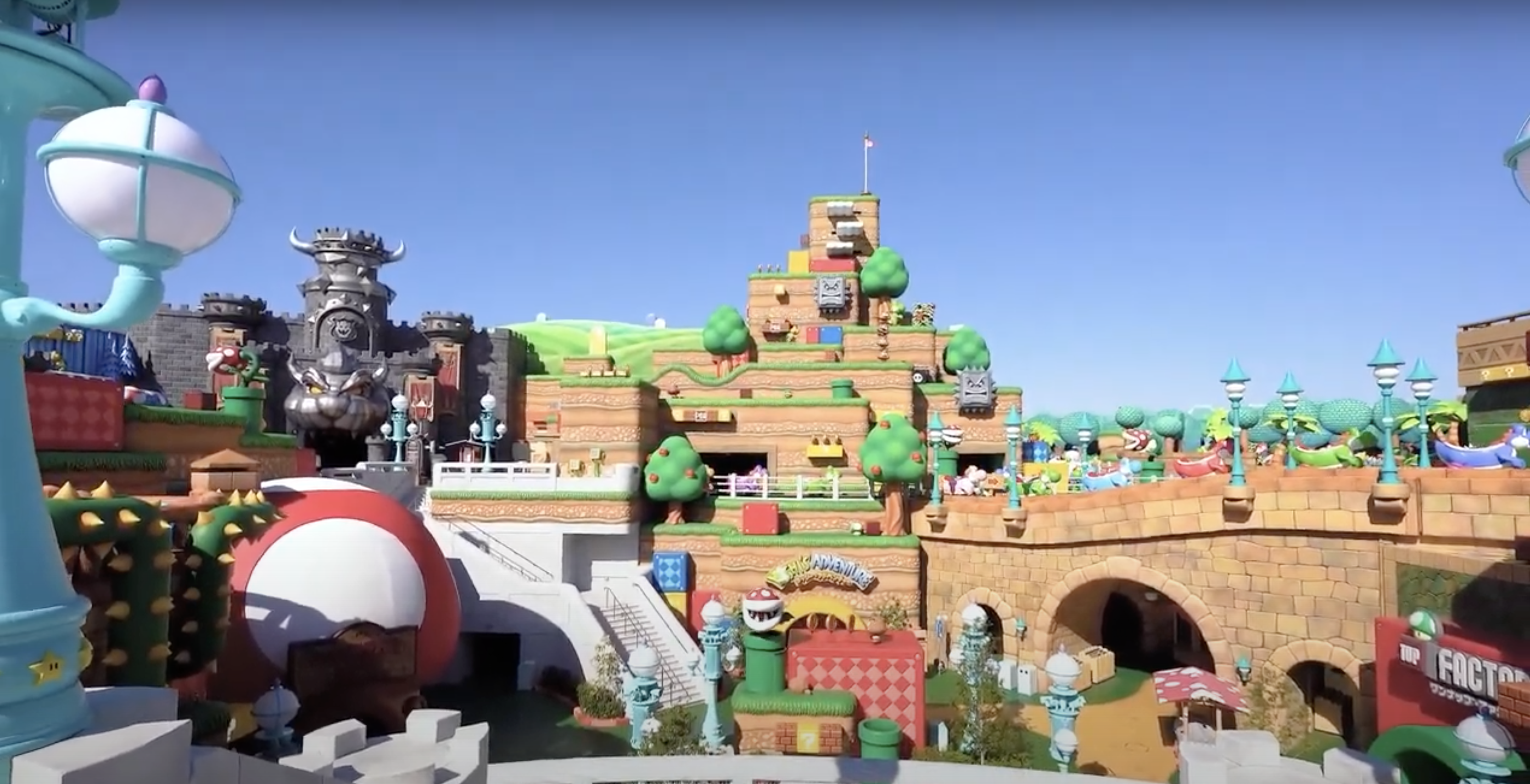 What Attractions Would You Like to See in a Zelda-Themed Add-On to or Version of Super Nintendo World?