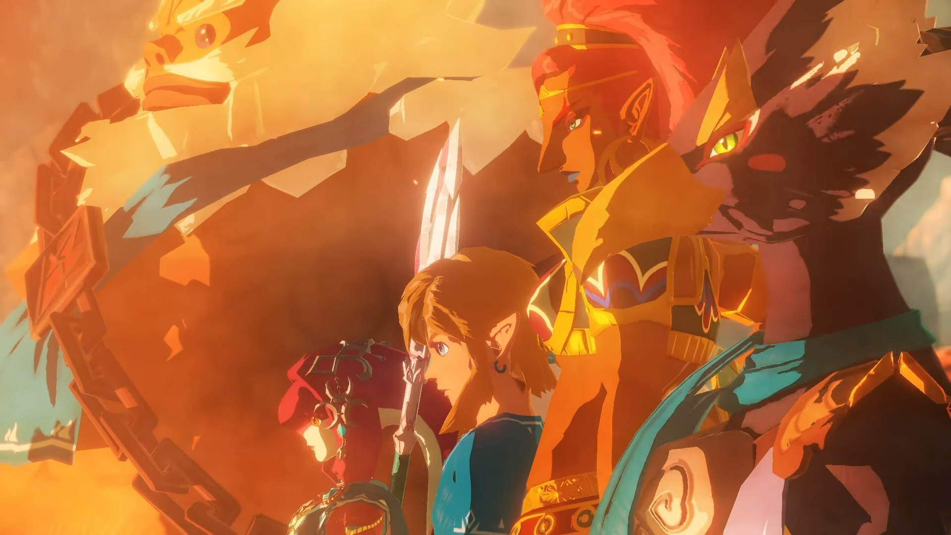 Why Hyrule Warriors: Age of Calamity's Biggest Failing Is Its Advertising