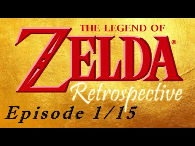Get a Retrospective View of the Zelda Series With These Analytical Videos