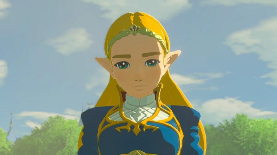 Princess Zelda S Voice Actress Patricia Summersett Discusses How She Deals With Criticisms Of Breath Of The Wild S Voice Acting Zelda Dungeon