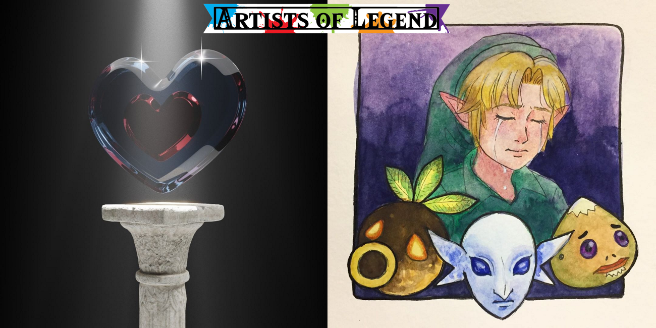 Artists Of Legend: Collectibles And Crazy Tools