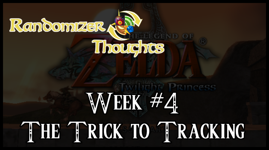 Randomizer Thoughts: The Trick to Tracking