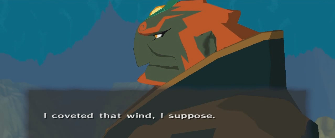 Daily Debate: What are Ganondorf/Ganon's Best Quotes in the Series?